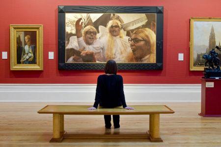 Elfjes In Museum