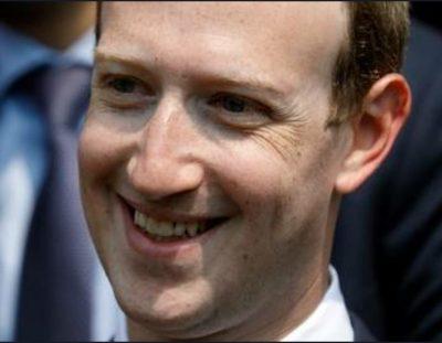Mark Zuckerberg haalt Hijdie van de Beweging uit de lucht